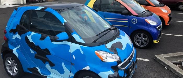 Smart Car Wraps