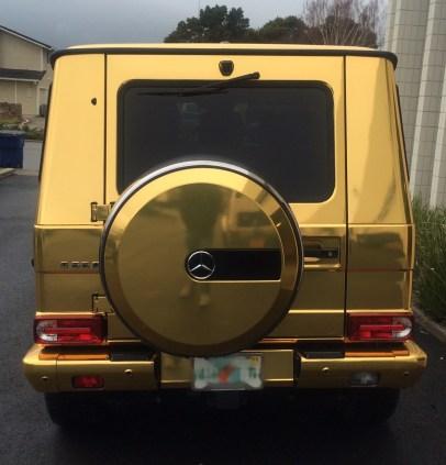gold mercedes wrap7