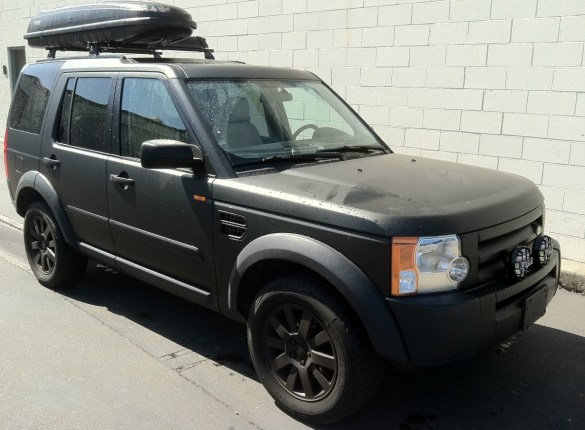 land rover matte wrap3