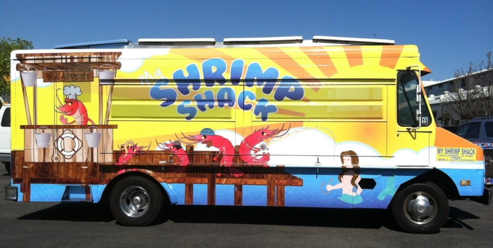 shrimpshack food truck wrap1