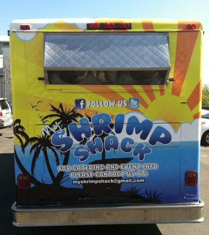 shrimpshack food truck wrap5