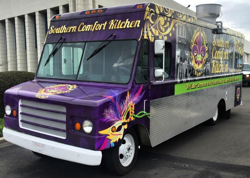 soco Food Truck Wrap