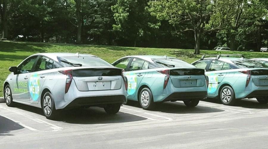 Prius – Custom Vehicle Wraps