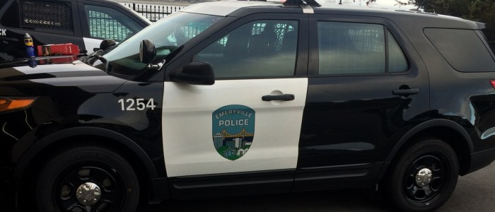 Car Wraps for Emeryville Police