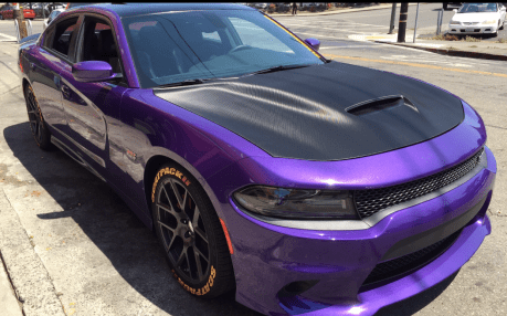 dodge-carbonfiber-hood-wrap