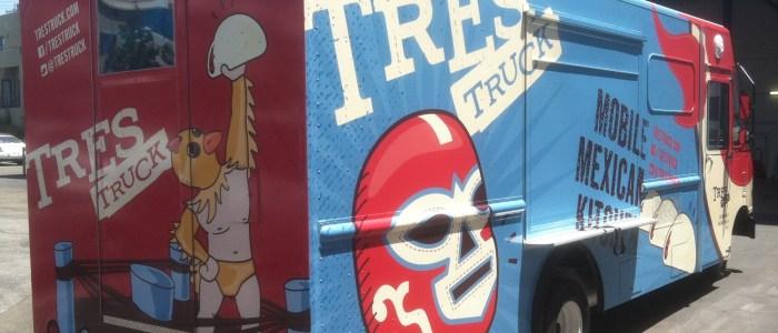 Tres Food Truck