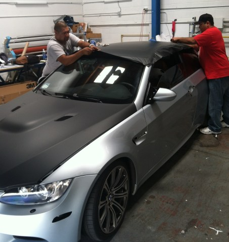 matte black bmw wrap-17
