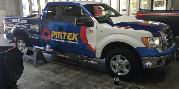 pirtek truck wrap-06