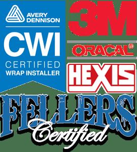 Wrap Company Logos