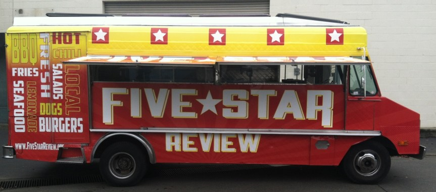 five star food truck wrap-01