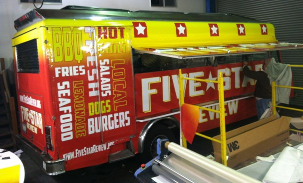five star food truck wrap-05