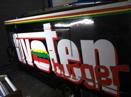 FiveTen Burger Vinyl Wrap