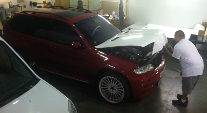 BMW Suv Color Change Wrap-04