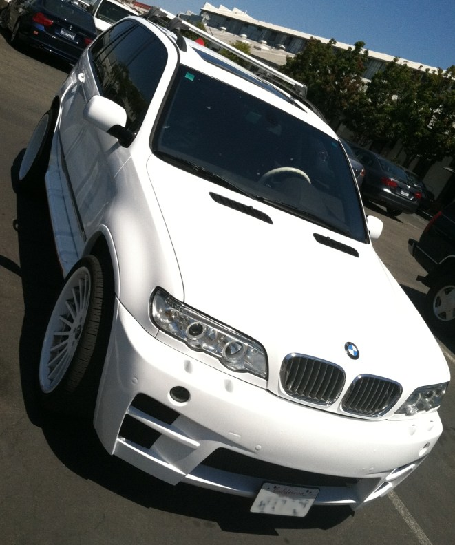 BMW Suv Color Change Wrap-29
