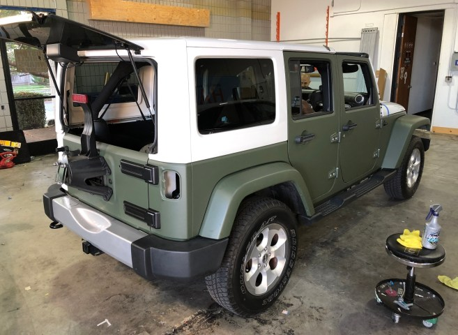 military green matte wrap jeep-06