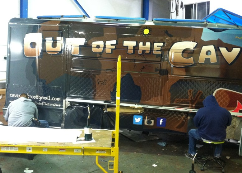 out of the cave food truck wrap-06