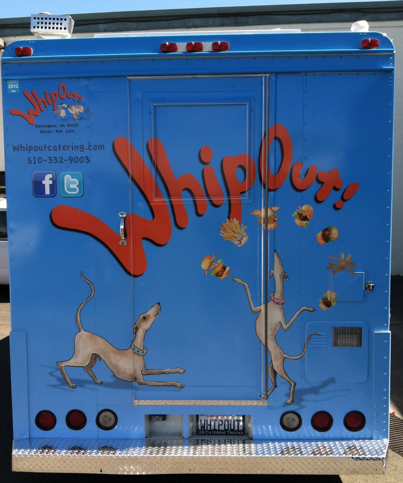 whipouts food truck wrap