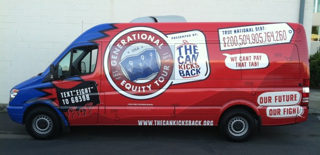 The Can Kicks Back Van Wrap-11