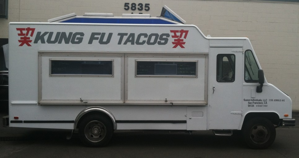 Kung Fu Tacos Food Truck Wrap-09