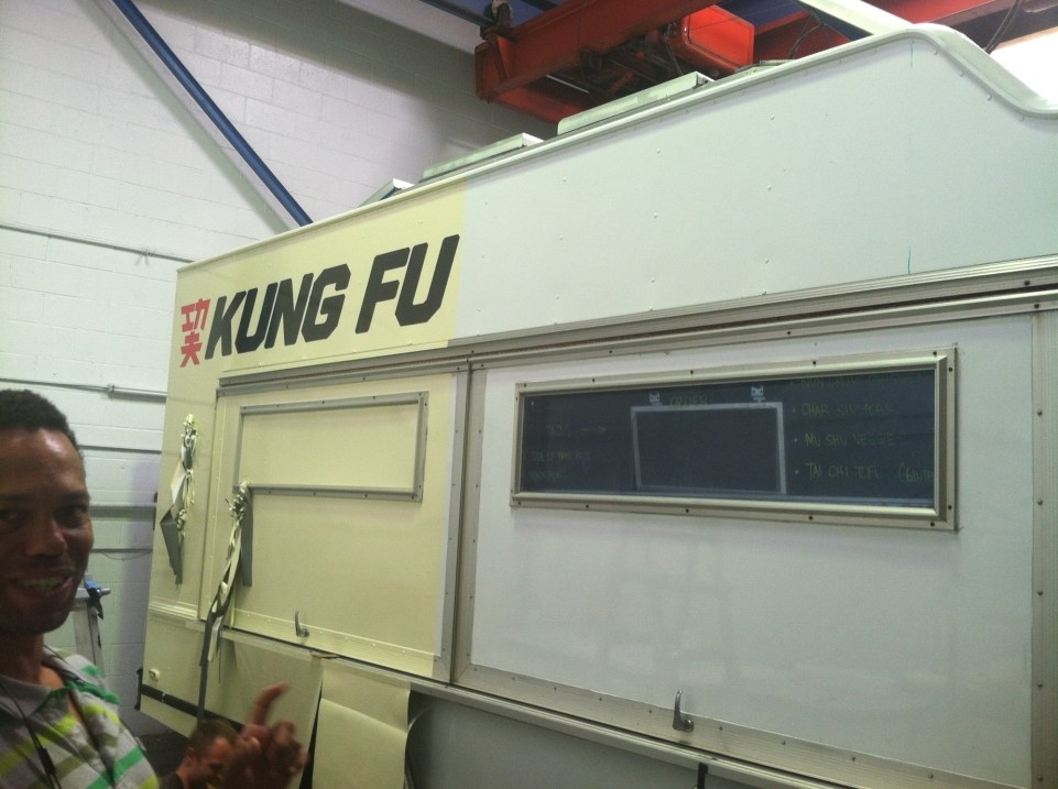 Kung Fu Tacos Food Truck Wrap-13
