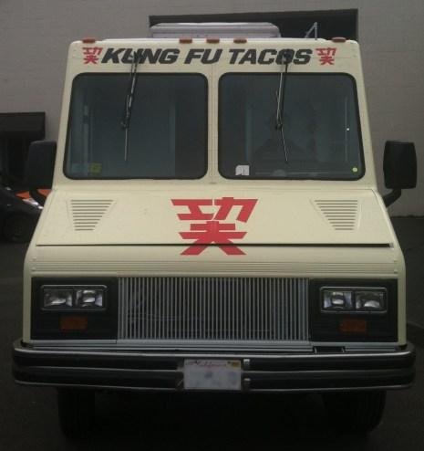 Kung Fu Tacos Food Truck Wrap-16
