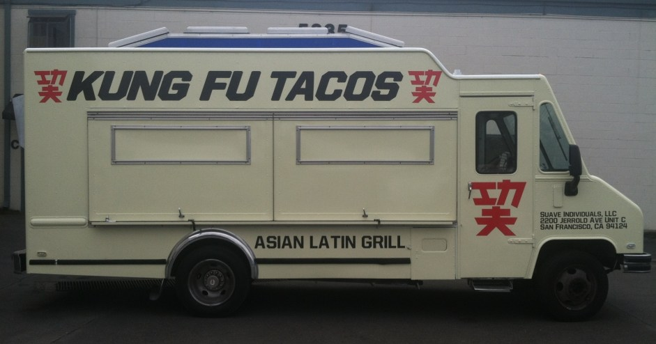 Kung Fu Tacos Food Truck Wrap-17