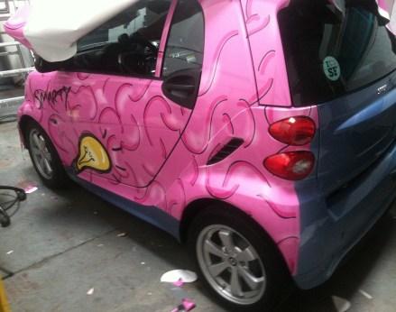 smarty smartcar wrap