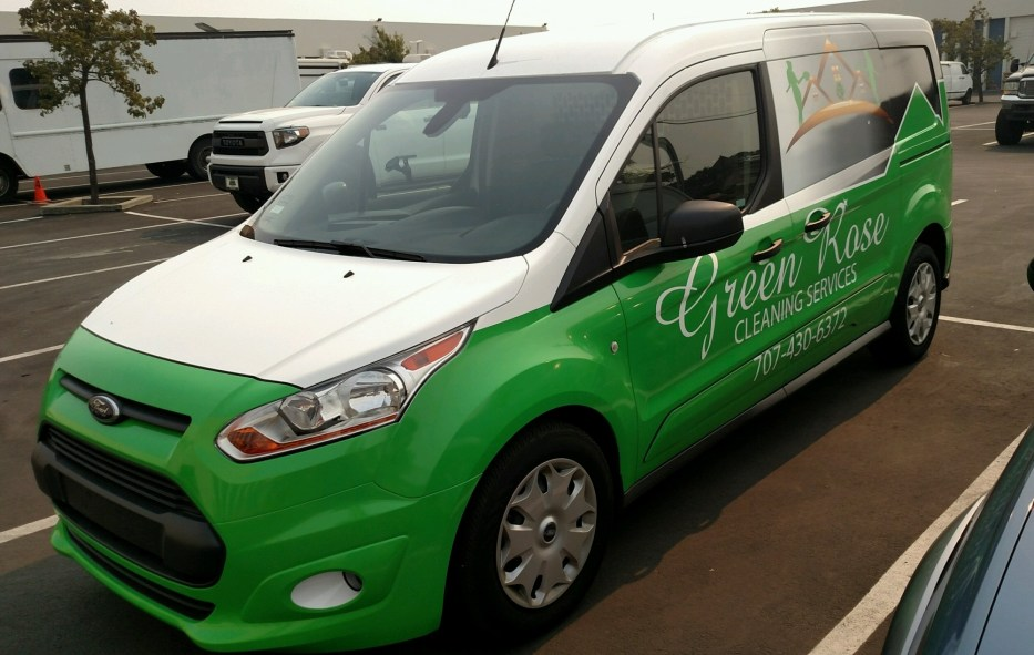 greenrose van wrap-01