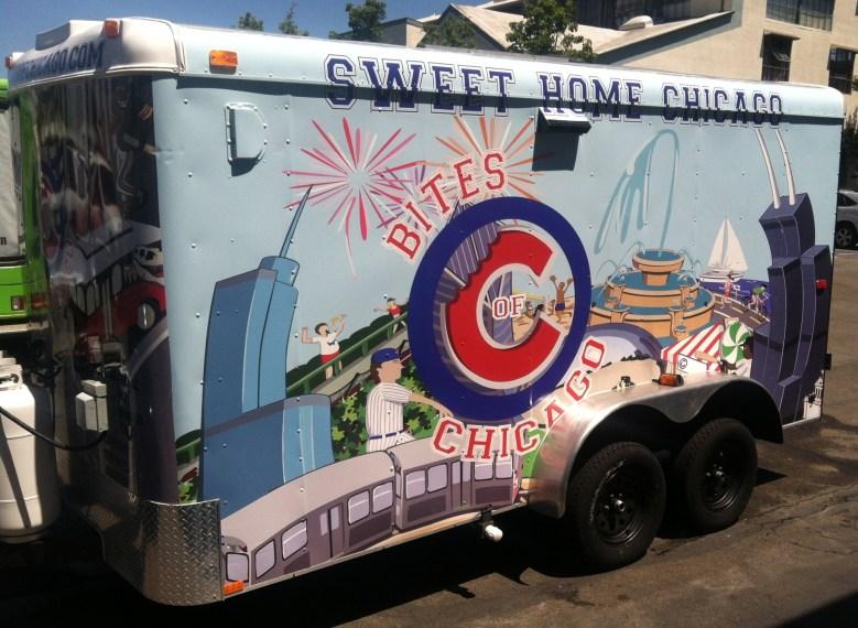bites of chicago food trailer