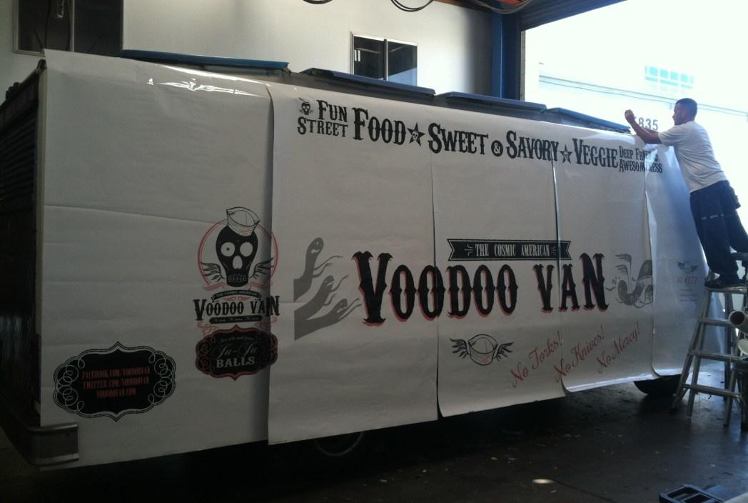 voodoo van food truck wrap-07