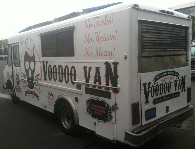 voodoo van food truck wrap-16