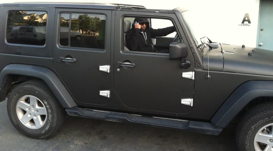 Matte Wraps – Custom Vehicle Wraps
