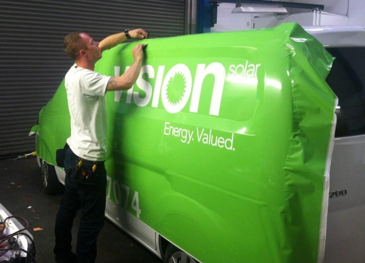 Vision Solar Car Wrap-01