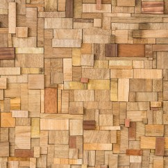 Wood Wall Living Room Decorating Ideas For Side Tables In Self-adhesive - 3000w X 1000h Custom Wallpaper