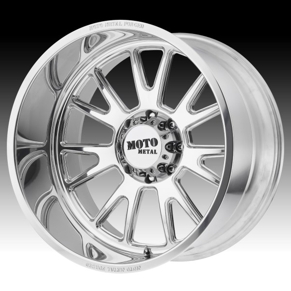Moto Metal Mo401 Forged Polished Custom Wheels Rims