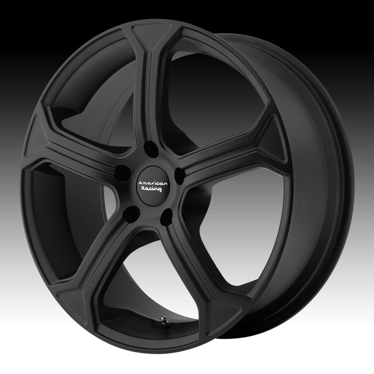 American Racing VN802 802 MC5 Satin Black Custom Rims