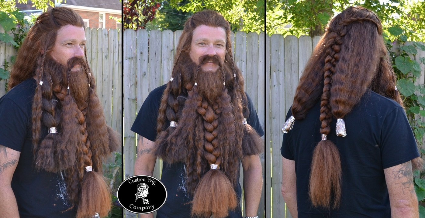 Cosplay Wigs Custom Wig CompanyCustom Wig Company