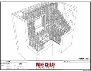 Custom Wine Cellars Chicago Illinois and Custom Wine Racks