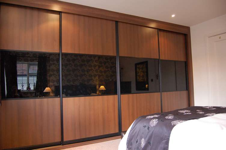 Sliding door wardrobes Fitted wardrobes Bournemouth