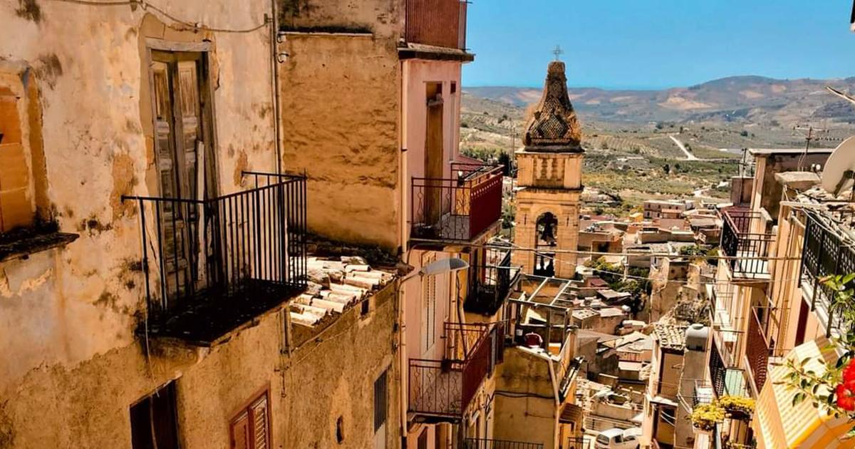 Alla scoperta di Burgio, borgo siciliano, perla dei monti Sicani. Città delle campane e della ceramica