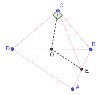 An Inequality in a Convex Quadrilateral