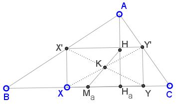 Rectangle Inscribed in Triangle