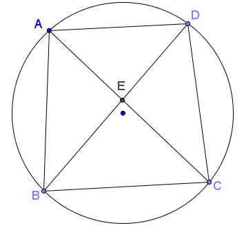 An Identity in (Cyclic) Quadrilaterals