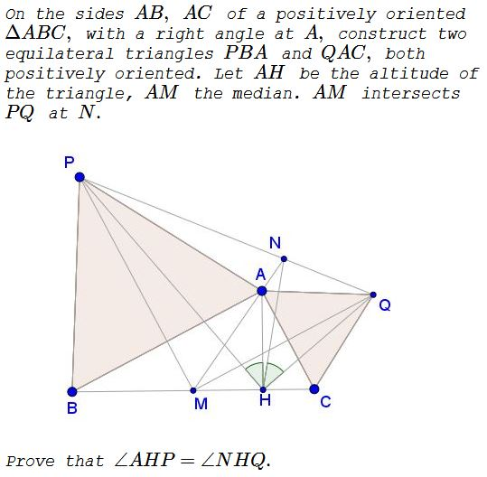 Problem 4 from the 4th BJMO Team Selection Test