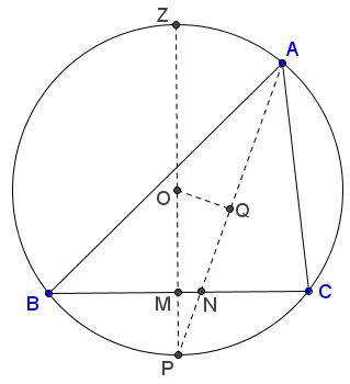 Construction of Triangle from Side, Angle, and that Angle
