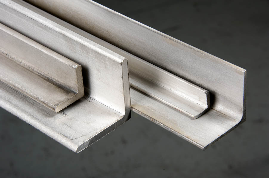 Stainless Steel Angle Cut 2 Size Metals ESMW