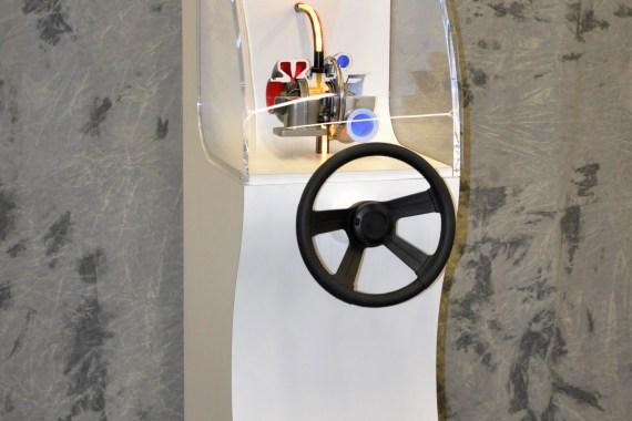 Penzoil Animated Turbo Display