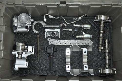 2012 Range Rover Evoque Engine Training Kits