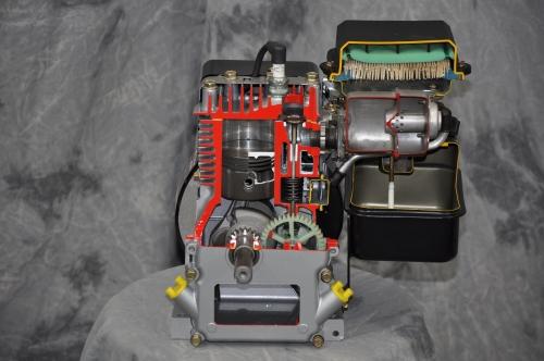 4 Stroke Engine