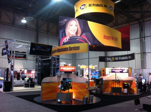 BG Products At AAPEX Show